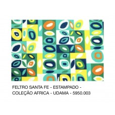 Felt Santa Fé Africa Collection-Udama