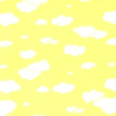 FELT SANTA FE COLLECTION FERNANDA LACERDA- CLOUDS YELLOW