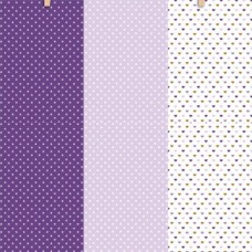 FELTRO SANTA FE ESTAMP  COLOR BABY COMPOSE LILAS